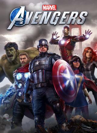 Постер Marvel's Avengers